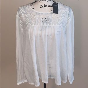 Abercrombie and Fitch women's top